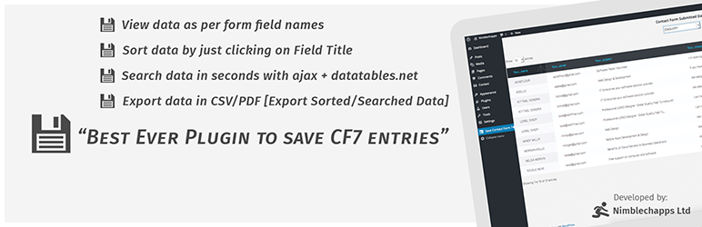 cf7 save to pdf and email